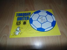 Torquay United v Chester City, 1983/84